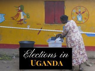 Elections in Uganda