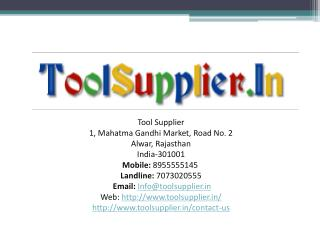 hand tools online in india