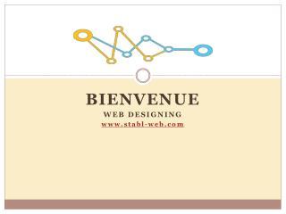 Conception Web et ses elements - créer un site web