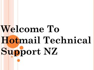 Hotmail Password Recovery NZ | Complete Email Support Service Provider.