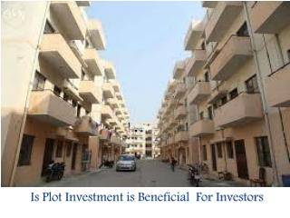 Is Plot Investment is Beneficial  For Investors