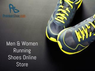 Men & Women Running Shoes Online Store