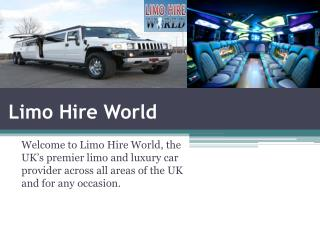Top Reasons Why You Should Go For a Limo in Southampton