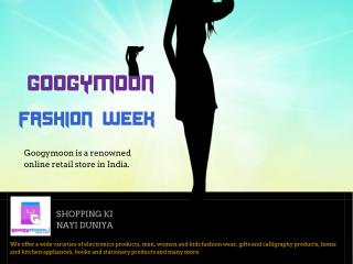 What to Shop to Keep Updated With the Latest Women Fashion in India - Googymoon