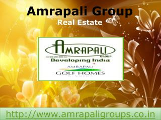 Amrapali Spring Meadows Is Situated At Noida Extension