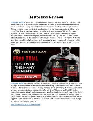 http://www.thecrazymass.com/testostaxx/