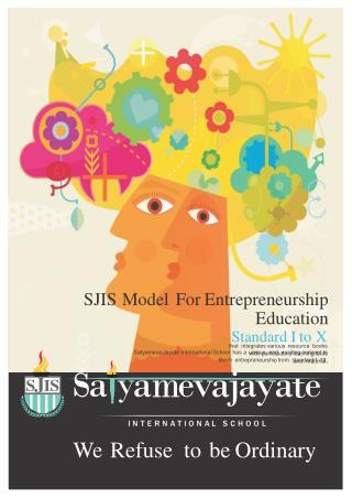 Satyameva Jayate International School Ahmedabad