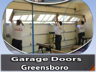 Greensboro Garage Doors Company