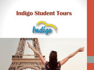 Indigo student tours