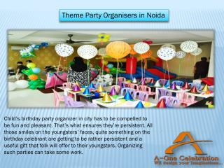 Party decorator and organizer in noida