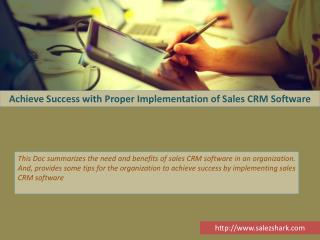 Best CRM Software For Small Business, Marketing Automation Tool