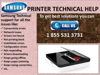 Samsung Printer Customer Service  1 855 531 3731 Phone Number