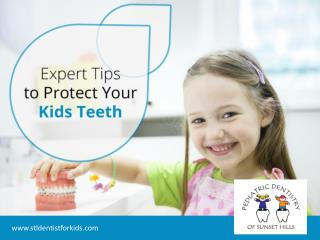 Expert Tips to Protect Your Child's Teeth