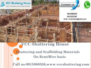 Shuttering & Scaffolding Store & Supplier Steel Plates|Props|Cuplocks|Jacks |Clumps On Rent/Hire  Chandigarh & Panchkula