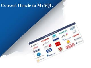 Data Loader Tool – Convert Oracle To MySQL Or Other Database Formats