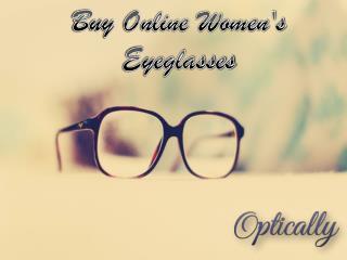 Buy Online Women's Eyeglasses
