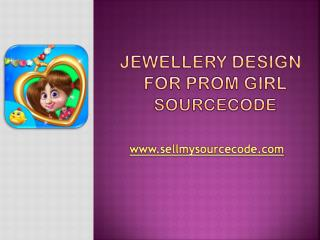 Jewellery Design For Prom Girl Sourcecode