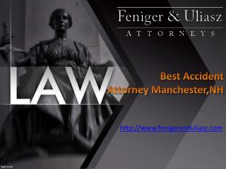 Best Accident Attorney Manchester,NH