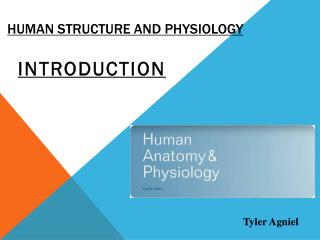 Human Structure and Physiology