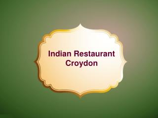 Organizing a Party at South Indian Restaurant Croydon