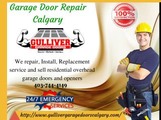 Tips To Paint Your Garage Door By Gulliver Garage Doors Calgary