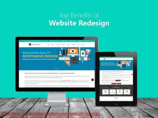 Benefits of Redesigning Your Website.
