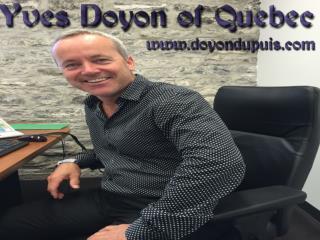 Yves Doyon of Quebec