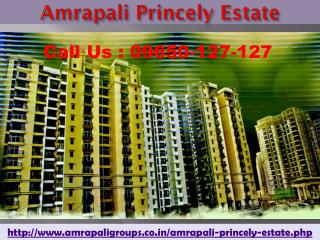 Amrapali Princely Estate Has Excellent Amenities