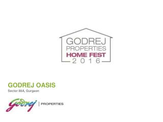 Godrej Home Fest 2016 - Godrej Oasis