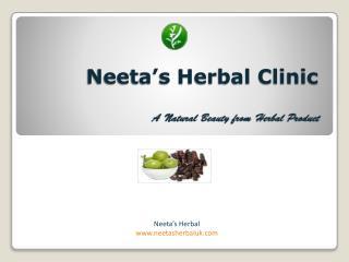 Neeta's herbal