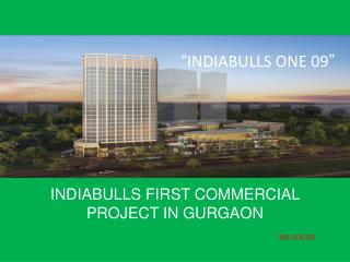 Why Buying a Retail Shop in Indiabulls One 09 is not a Bad Idea