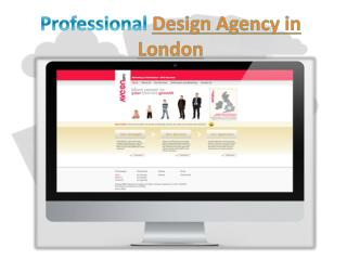 Professional Design Agency in London