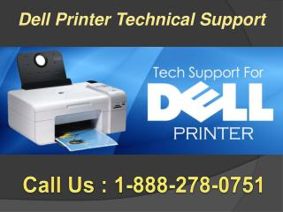 Dell Printer Technical Support Number 18882780751