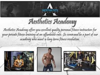Online Fitness Instructors by Aesthetics Academy