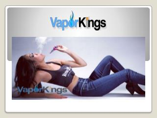 Grab the Best E-cigarettes and E-juice