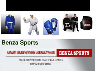 Boxing Gloves | Judo Uniform | Muay Thai Equipment | Boxing Pads | Benza Sports | 416-992-0943