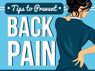 Tips To Prevent Back Pain