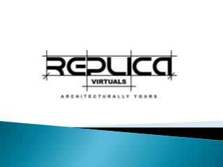 Replica Virtuals Pvt Ltd   A BOUTIQUE 3D Architectural RENDERING COMPANY IN DELHI NCR   3d Walkthrough, 3d Visualization