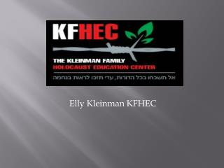 Elly Kleinman Kfhec