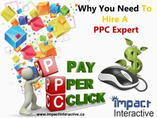 Why You Need To Hire A PPC (Pay Per Click) Expert
