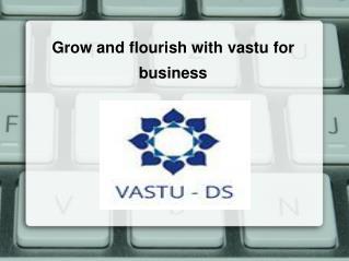 vastu for Business