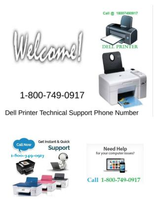 How to setup Dell wireless Printer Call 1 (800) 749-0917