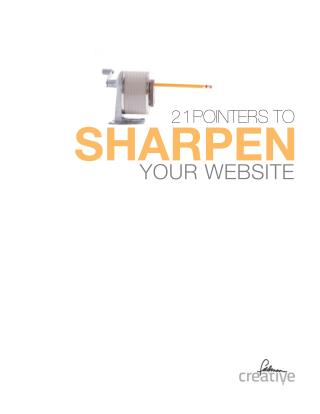 Sharpen your-website