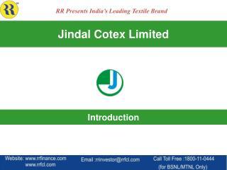 Jindal Cotex Limited