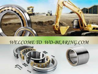 Precision roller bearings