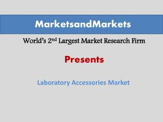 Laboratory Accessories Market worth $504.7 Million by 2020