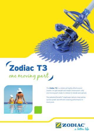 Zodiac Pool Brochure