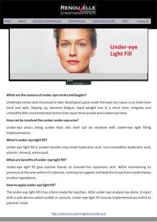 Under-eye Light Fill