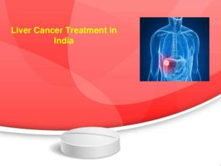 Best Hospital for Liver Cancer Treatment In India