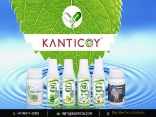 Buy Aloe Vera Products Online | Kanticoy